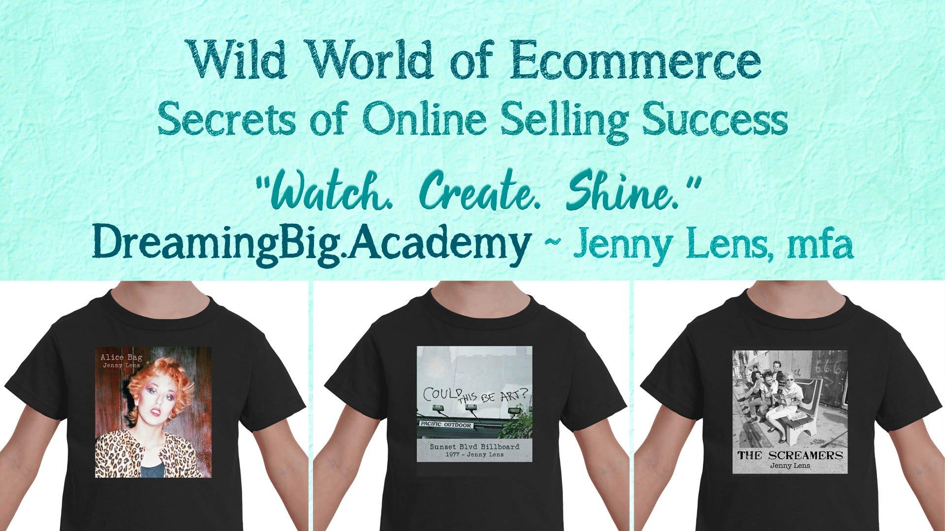 Wild World of Ecommerce