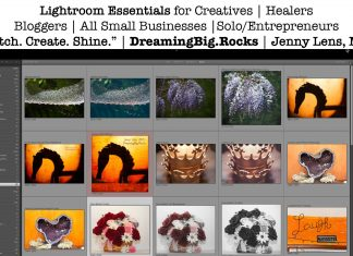 """Lightroom Essentials for Creatives 