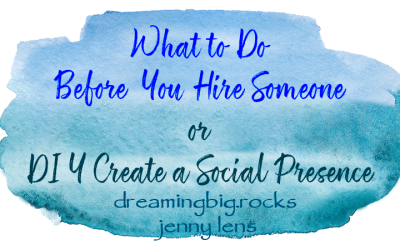 What to Do Before You Hire or Create a Social Presence