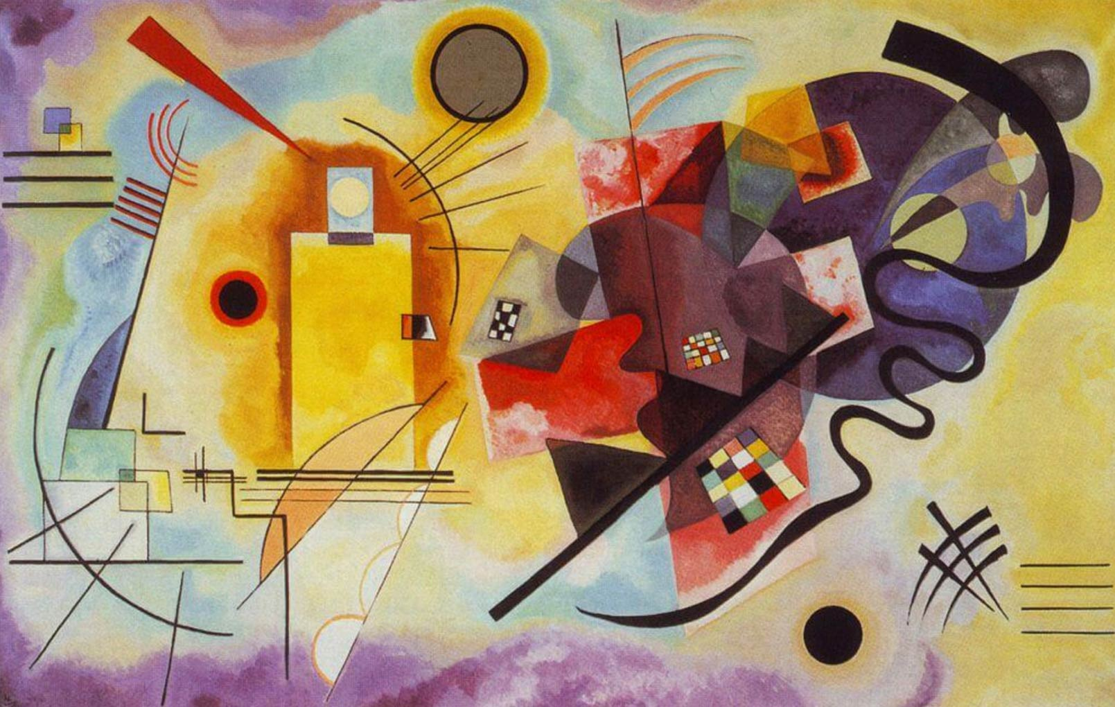 Discover Kandinsky